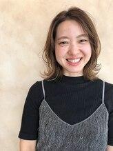 オーストヘアーモニカ 梅田茶屋町2号店(Aust hair Monica)森田 美紀