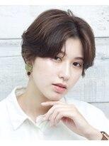 サラ ニジュウイチ ビューティーサイト(SARA21 Beauty Sight)ショートスタイル イヤリングカラー