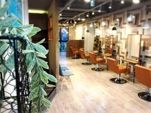 アグ ヘアー リーブル 高崎1号店(Agu hair livre)の雰囲気(ゆったり寛げる空間。家にいるようにRelax。)