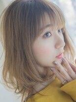 オジコ(ojiko)☆月曜営業☆【ojiko.】オトナ女性のふんわりミディアムボブ