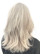 コード(KORD)【GUEST_STYLE 】006       white blond イルミナカラー