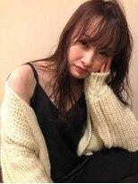 アンカーウェリナ(ANCHOR welina)艶髪 際立つ大人ラフカール☆