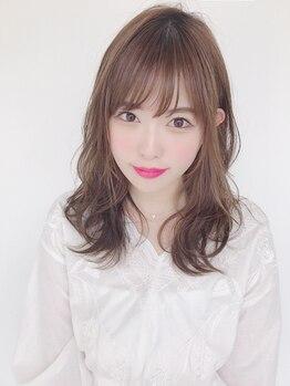 シウ 人形町(shiwu)の写真/透明感&質感をKeep!!蓄積ダメージをも美髪に変える高い技術で理想を実現。より美しく魅せるスタイルへ