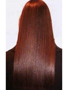 縮毛矯正専門店 ヘアーデザインリンク 八王子(Hair Design Link)ダメージ改善縮毛矯正。