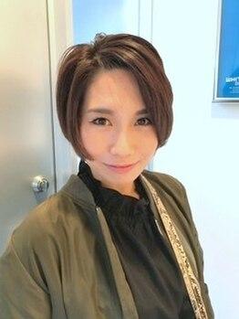 ヨッシュ(yosh)の写真/大人女性から大絶賛。オーナーオリジナルの高いカラー技術で、気になる白髪も徹底解決。