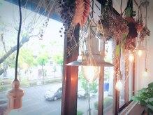 レラシオン(Relacion)の雰囲気(クラシカルとドライフラワーと大きな窓で落ち着きあるおしゃれを)