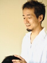 ヘアサロン カミワザ 茗荷谷店(hair salon Kamiwaza)石井 法夫