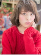 カバーヘア ブリス 戸田公園店(COVER HAIR bliss)*+COVER HAIR+*…Aラインボブで♪クラシカルガーリーa