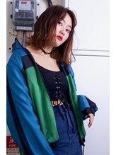 アモン 古船場店(amon Hair care&Design)【 amon】イマどき☆コリアン女子