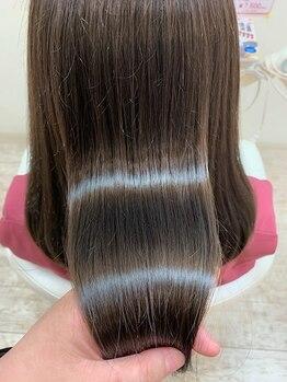 ネオナチュラルビス Neo Natural bisの写真/SNSで話題の≪髪質改善≫で360度どこから見ても美しいサラサラ美髪に!!