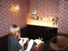 サロンドボウテ(salon de beaute')の雰囲気(心地よい空間で受けるスパは最高の癒し時間。同時にネイルもOK)