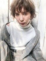 エルサロン 大阪店(ELLE salon)大人マニッシュショートスタイル/井上真由美