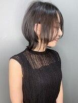 ラウンジ モリオ イケブクロ(Lounge MORIO Ikebukuro)【morio池袋】綺麗でかっこいい黒髪くびれショート♪