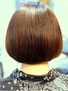 アルコア(ARCORE)の写真/【バスセンター前駅近く】世界初!オーガニック認証のカラー剤「ヴィラロドラ」髪/頭皮の傷み/刺激臭軽減♪