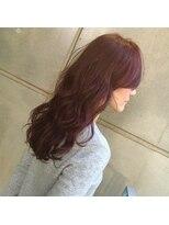 バンビーニ大人女性へ☆透明感のあるグレイカラーで明るくやわらかい髪色に