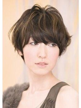ヘアーズギャラリードゥ(HAIR's GALLERY Deux)の写真/経験豊富なスタイリスト達が理想のスタイルを叶えます!大人女性の心をつかむ技術が人気のサロン☆