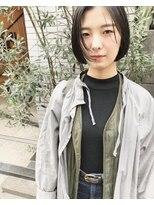 ケンジ 横浜(KENJE)#魅力を引き出すミニボブ