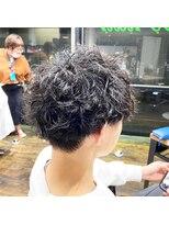 SS王道♪マッシュツイストスパイラルヘア♪