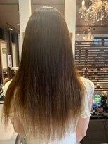 オヅラストリゾート(OZ LAST RESORT)ブリーチ縮毛