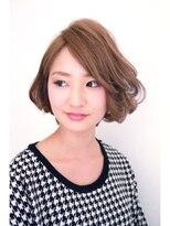 ギフト ヘアー サロン(gift hair salon)スタイリッシュボブ (熊本・通町筋・上通り)