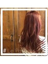 ルパラディ(leparadis)【ラブリーピンク】