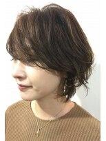ラトリエコンタン(L´atelier Content)【L`atelier Content YUMI】伸ばしかけショート