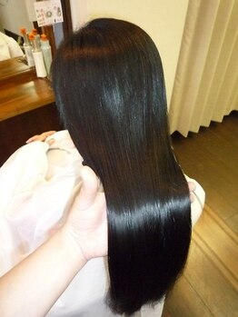 ヘアーサロン ノルテ(Hair Salon NORTE)の写真/その「アイロンのあて方」合ってますか?温度・角度【カウンセリングレクチャー有】