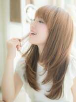 ■mod's上尾2-4■SWEETフェミニン大人かわいいハンサムロング