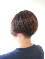 【PONO HAIR】 オトナ刈り上げ女子♪
