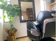 髪師 稲垣の雰囲気(1席のみのゆったり空間で癒しのひととき―)