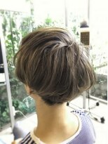 ティースタイル(hair salon t-style)ニュアンスパーマショート