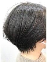 エトネ ヘアーサロン 仙台駅前(eTONe hair salon)20代30代40代ハンサムショート