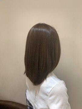 ネオヘアー 曳舟店(NEO Hair)重ためミディ(曳舟)