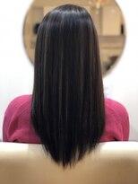 リーフ ヘア(Lief hair)ツヤッツヤッハイライト