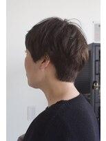 『透明感のある白髪染め』グレーカラー2.0×アッシュブラウン