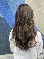マハナ(Mahana by hair)Mahanaオススメのハイライトカラー