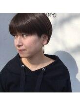 ツクル(TSUKURU)【TSUKURU】市川 マッシュショート