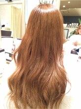 マレア(MAREA)外国人風♪巻き髪・春カラー