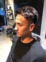 メンズヘアー スパイス 鍋島(Men's Hair SPICE)イタリアンルードパーマ