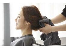 頭皮&髪質を変える美髪ヘッドスパ/理想の髪を創る髪質改善トリートメント《マイフォースカスタマイズ》