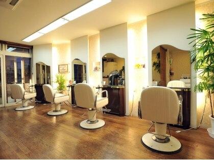 ティアレヘアーメイクス 藪塚店(Tiare hair makes)の写真