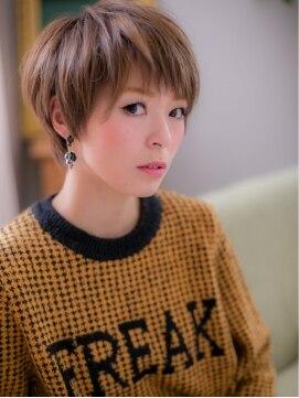 カバーヘア ブリス 戸田公園店(COVER HAIR bliss)*+COVER HAIR+*…ツヤ色輝く☆ナチュラルショートb