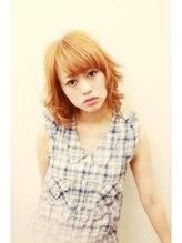 トップヘア 三田キッピーモール店(TOP HAIR)ナチュラルウェーブ