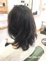 ヘアーガーデン シュシュ(hair garden chou chou)【春におススメ】ふわっとカールパーマ♪