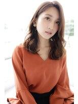 アール ヘアー デザイン(r hair design)【r hair design】2019冬グレージュ