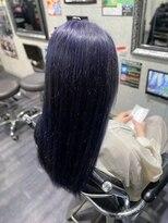 ミミック (mimic)violet navy color TRICKstyle!