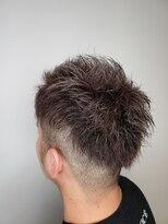 リックヘアー(Ric Hair)ツーブロックショート