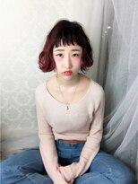 アリス ヘア デザイン(Alice Hair Design)Alice☆シースルージュカラー
