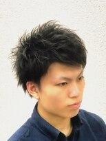 ビューティーボーイ ヤマグチ(BEAUTY BOY Yamaguchi)エアリーハイブリットマッシュ