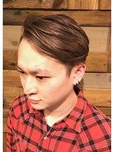 フィール ヘアーデザイン(Feel hair design)七三ツーブロック